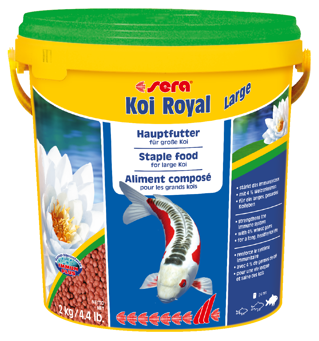 Sera Koi Royal Large 10L