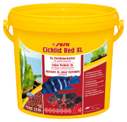 Sera Cichlid Red XL